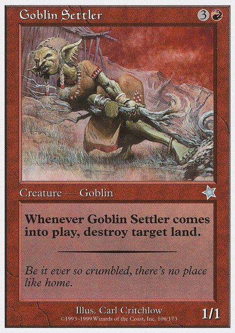 Goblin Settler