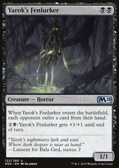 Yarok's Fenlurker