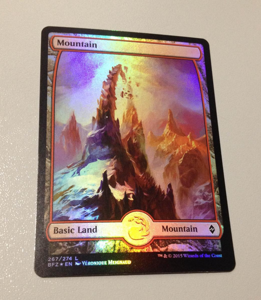 Mountain BFZ 267