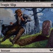 Tragic Slip